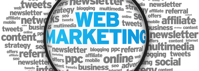 Web-marketing a favor do seu negócio