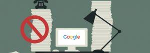 A praga da burocracia (também no Google)