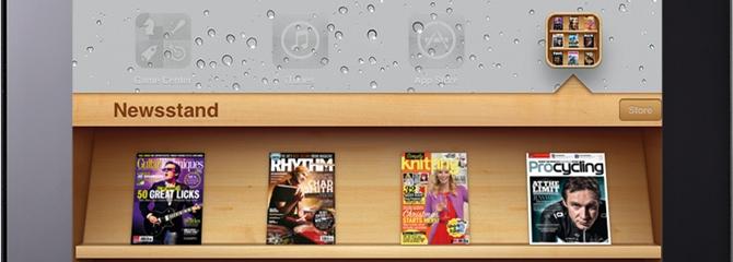 Quer assinar um jornal ou uma revista? Fale com a Apple