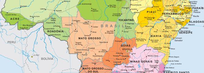 Os limites geográficos - Blog -