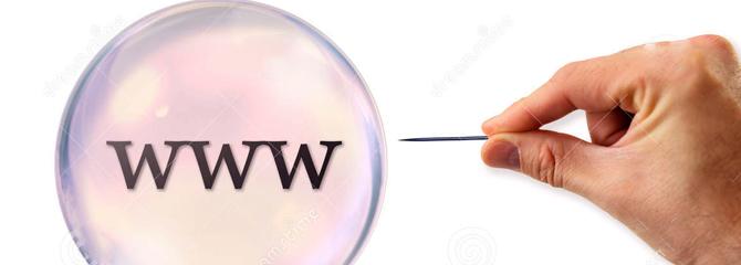 Tendência ou nova bolha na internet - Blog -