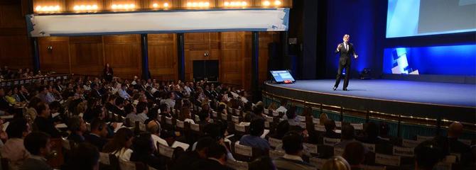 Bazeggio participa de fórum de inovação e crescimento