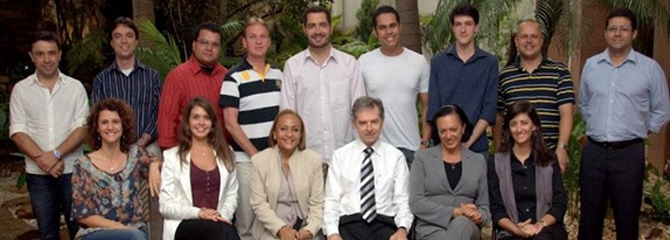 Curso de Formação de Consultores da CRSilva