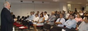 Previc recebe Evaldo Bazeggio para palestra sobre Planejamento Estratégico