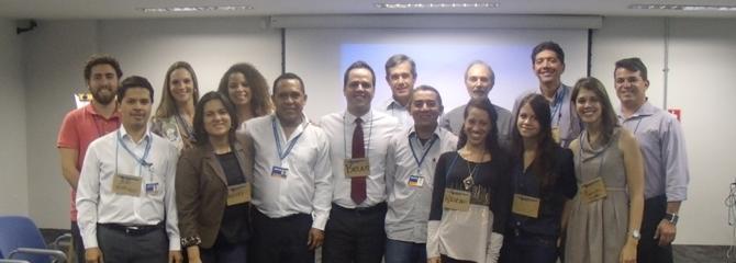 Bruno Barreto é o novo instrutor para os programas da CAIXA.