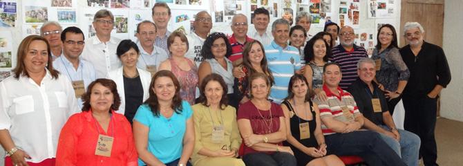 Oficina Vida Futura para CEF de Recife