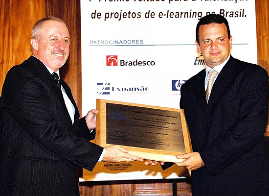2002 – Prêmio E-learnig Brasil