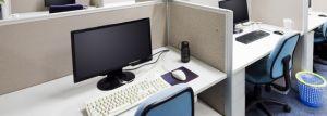 Nove maneiras de aperfeiçoar sua mesa de trabalho