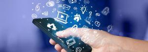 Usuário de celular passa mais tempo em aplicativos do que na web