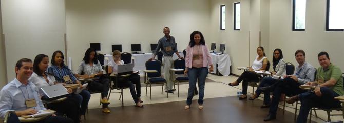 Bazeggio realiza ação educacional em Salvador
