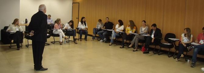 Oficina Como Organizar Reuniões para profissionais do MinC