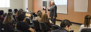 Bazeggio realiza palestra sobre Gestão do Tempo para o MinC