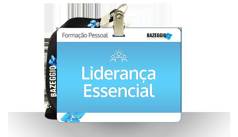 lideranca essencial - Curso: Liderança Essencial