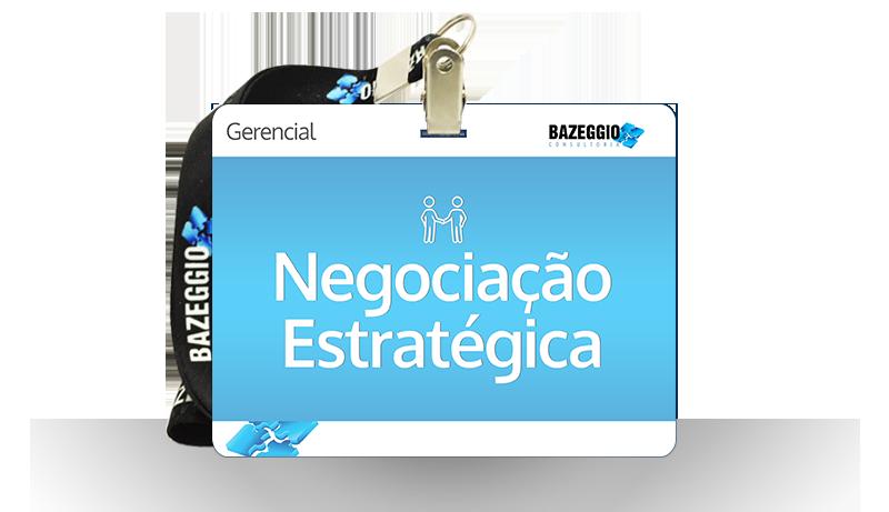 negociacao estrategica - Cursos -