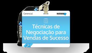 Curso: Técnicas de Negociação para Vendas de Sucesso
