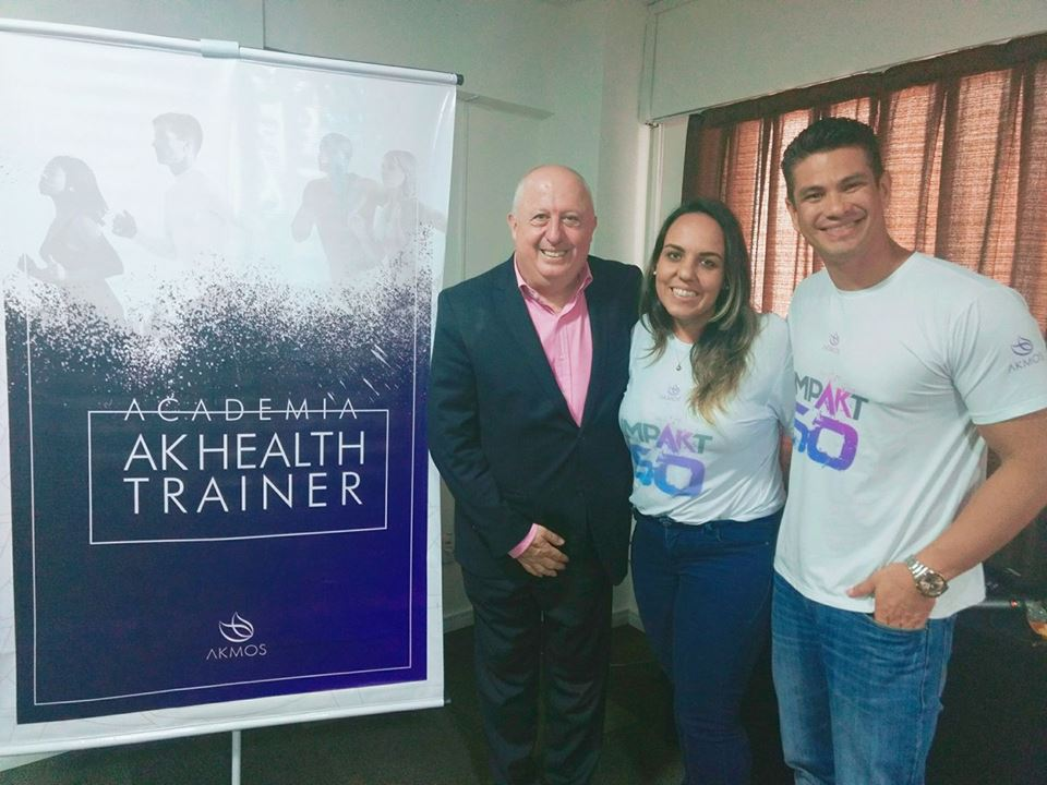 Akmos Desenvolvimento Bazeggio 6 - Florianópolis - Oficina de Desenvolvimento para Perfomance Superior - Academia AK Health Trainer - historico