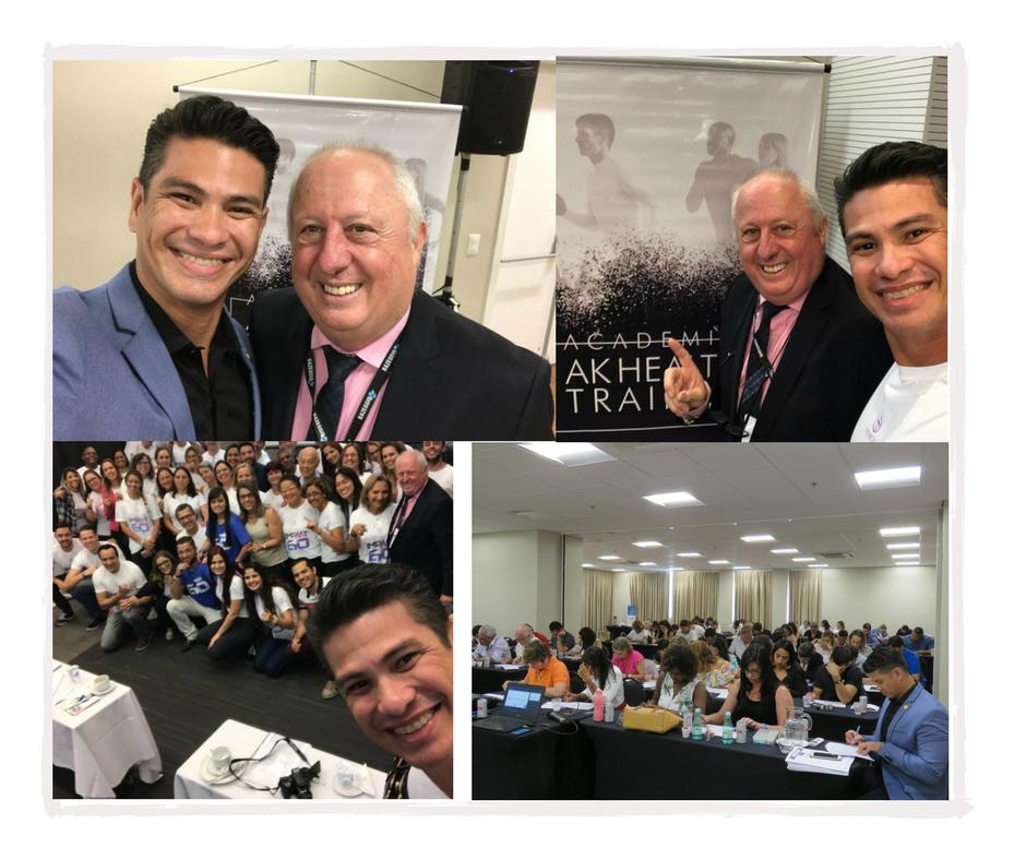 akmos montagem  - Florianópolis - Oficina de Desenvolvimento para Perfomance Superior - Academia AK Health Trainer - historico