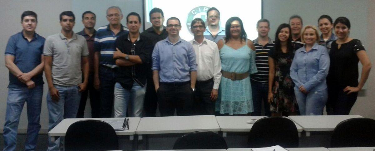 Montes Claros / MG – CIPA – Comissão Interna de Prevenção de Acidentes – 15 a 16/05/2018