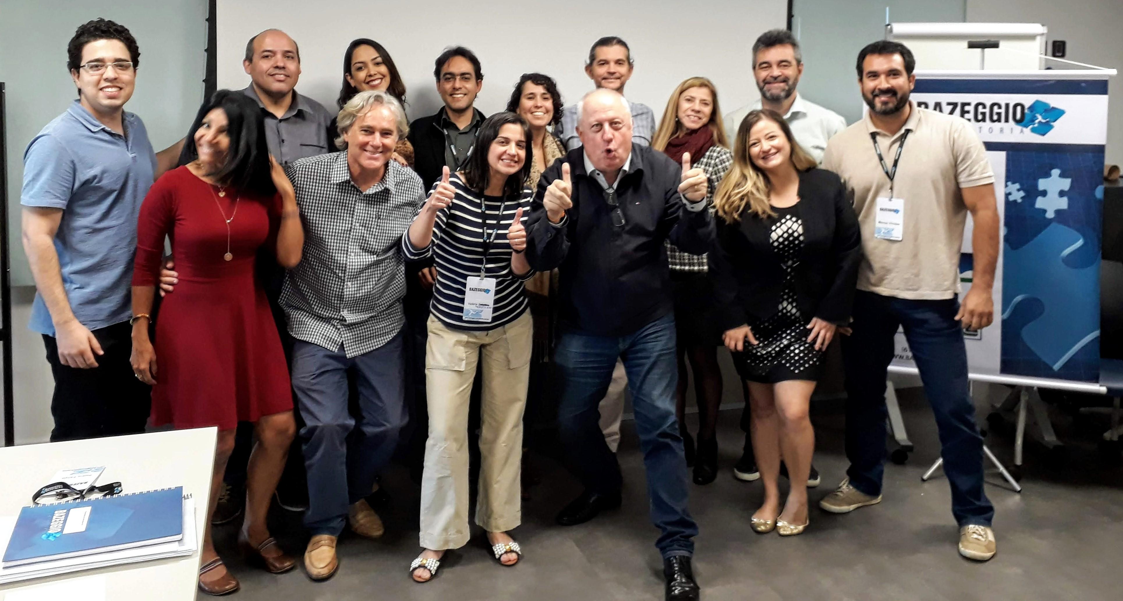 Brasília – Treinamento e Aperfeiçoamento dos Instrutores do Programa de Formação Gerencial