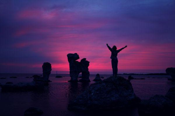 man beach sea coast ocean horizon 872730 pxhere.com  - Faça sua inscrição -