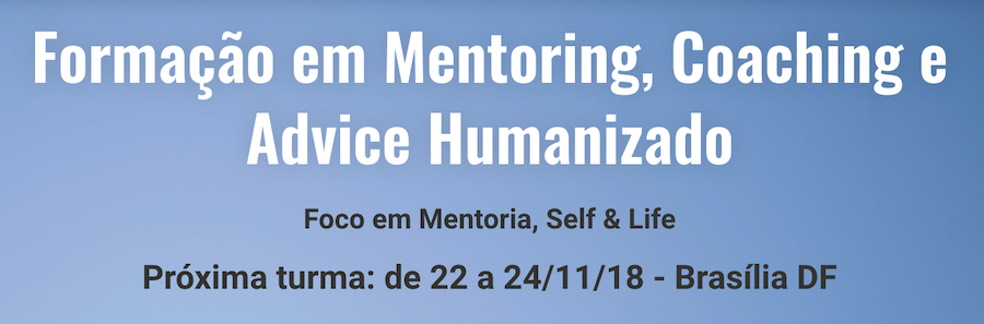 formação em coaching Brasília 2018 - Bazeggio Consultoria para desenvolvimento de pessoas e organizações -
